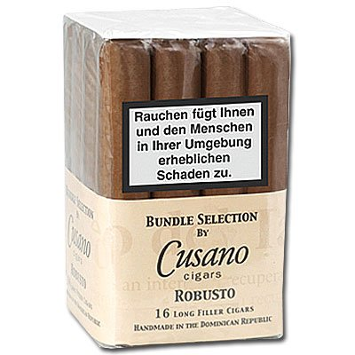 Bundles Selection Robusto by Cusano Dom Rep.
