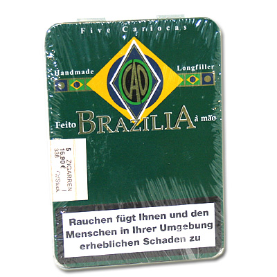 CAO Cariocas Brazilia Cigarren