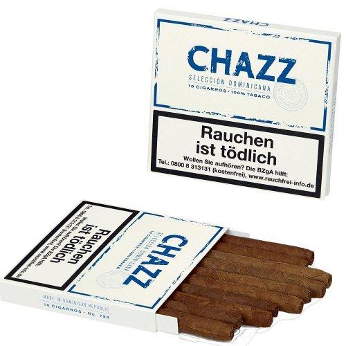 CHAZZ Cigarillos 10 Zigarros