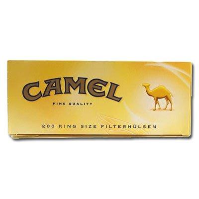 Camel Zigarettenhülsen 200 Stück