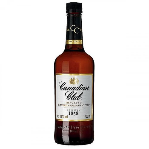 Canadian Club Whisky 6 Years 40% Alkohol 0,7L