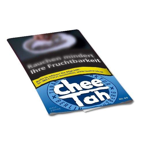 Chee Tah Tabak Blau Halfzware No.69 - 30g Päckchen Feinschnitt