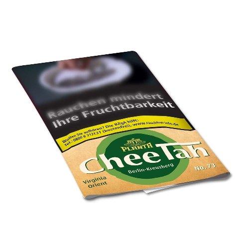 Chee Tah Tabak Grün No 73 - 30g Päckchen ohne Zusätze Feinschnitt