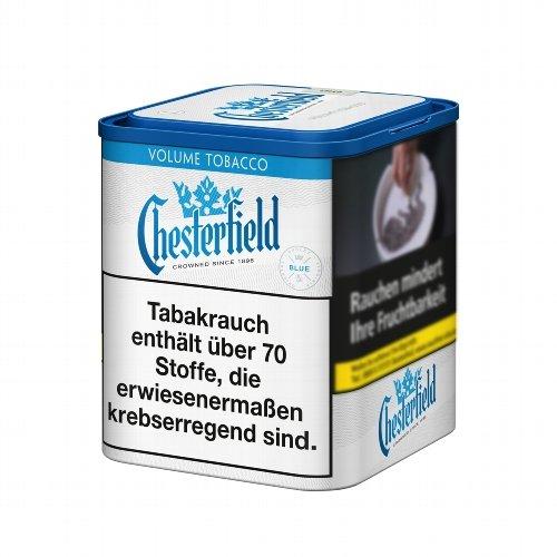 Chesterfield Tabak Blau 45g Dose Volumentabak