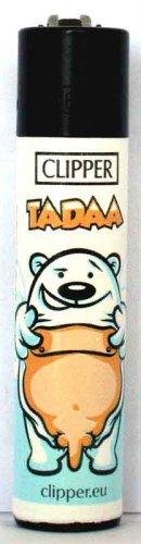 Clipper Feuerzeug Eisbären - 4/4 Tadaa