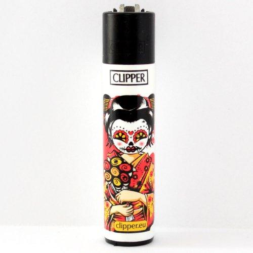 Clipper Feuerzeug Geishas 2v4