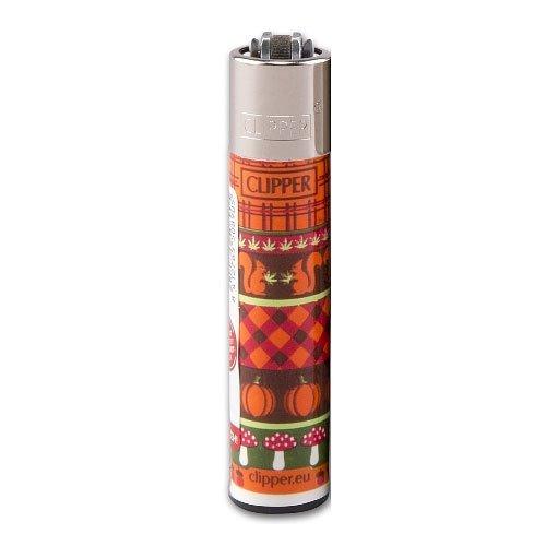 Clipper Feuerzeug Herbst Leaves - 4v4
