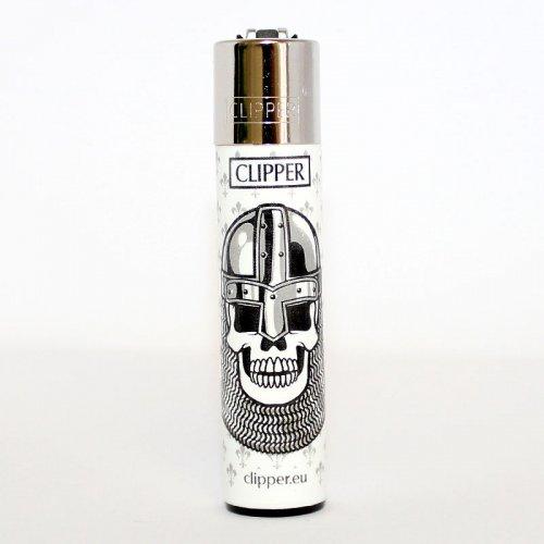 Clipper Feuerzeug Skulls 15 - 2/4