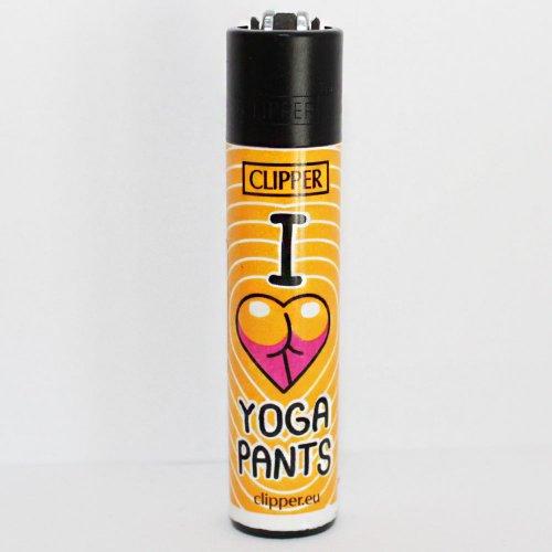 Clipper Feuerzeug Yoga 4/4