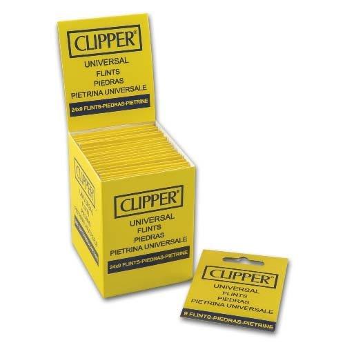 Clipper Feuerzeugsteine