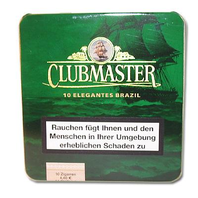 Clubmaster Zigarillos Elegantes Brs 344