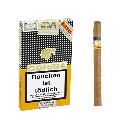 Cohiba Linea Clasica Panetelas 5 Cigarren