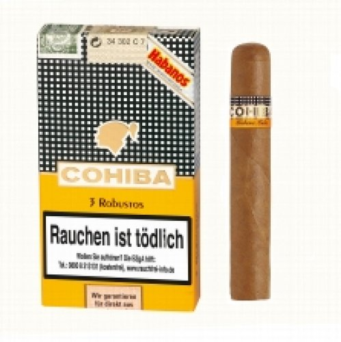 Cohiba Robusto Zigarren