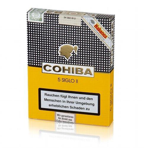 Cohiba Siglo II Zigarren 5St.