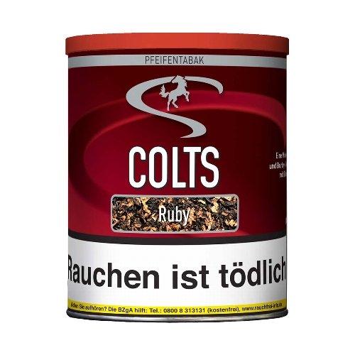 Colts Pfeifentabak Ruby 180g Dose