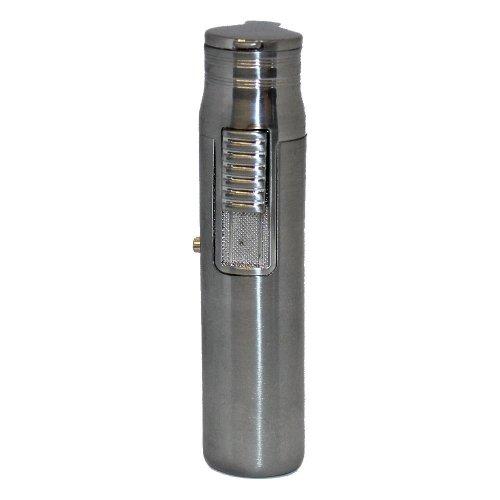Cozy Silber Turbo Feuerzeug