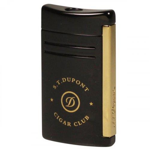 DUPONT MAXIJET schwarz Dupont Cigar Club Jet-Flame