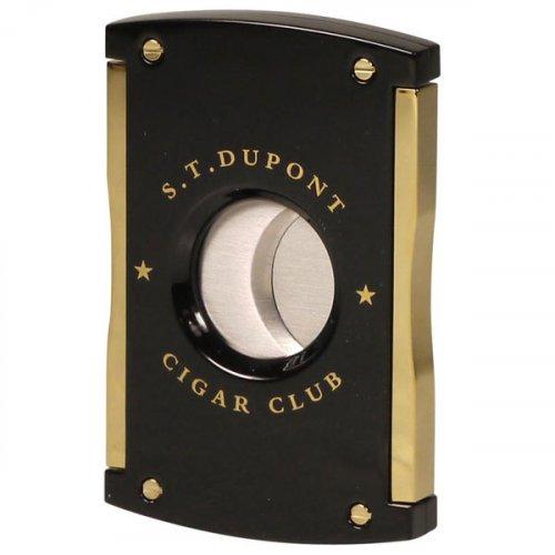DUPONT Zigarrencutter schwarz Dupont Cigar Club