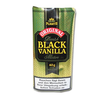 Danish Black V Pfeifentabak (Black Vanilla) 40g Päckchen