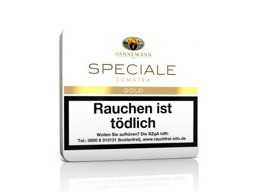 Dannemann Speciale Zigarillos Gold Sumatra