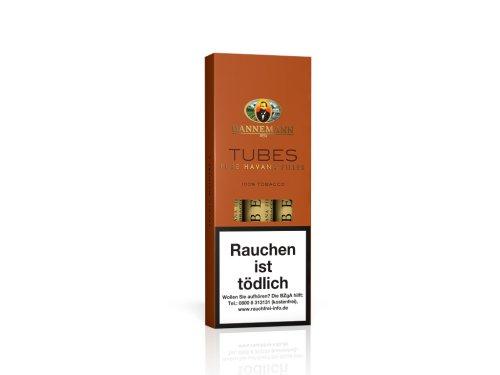 Dannemann Tubes Havana Zigarren 3 St.