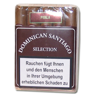 Dominican Santiago Selection Perla