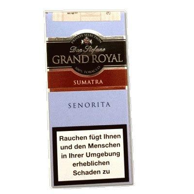Don Stefano Grand Royal Senorita Sumatra Cigarren