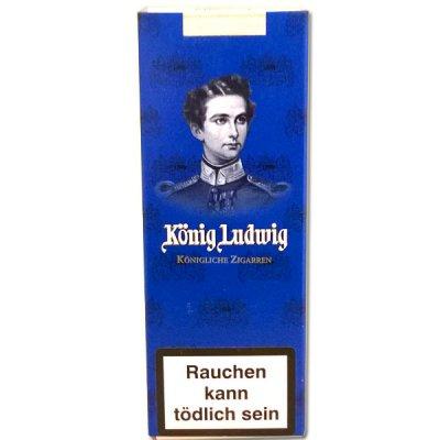 Don Stefano König Ludwig Brasil Zigarren 3er