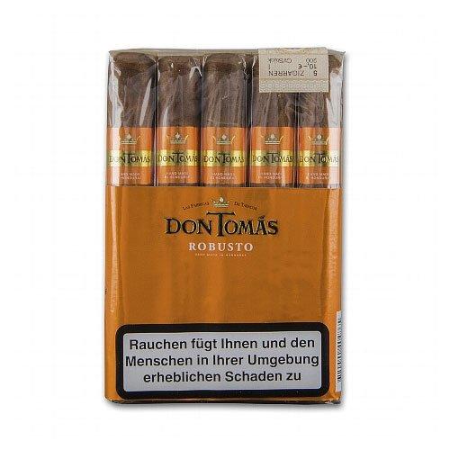 Don Tomas Bundles HON Robusto Cigarren 5 Stück