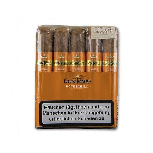 Don Tomas Bundles HON Rothschild Cigarren 5 Stück