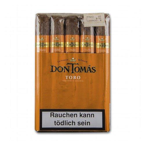 Don Tomas Bundles HON Toro Cigarren 5 Stück