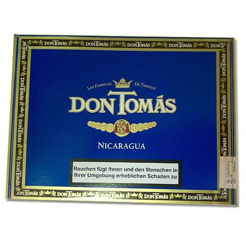 Don Tomas Nicaragua Robusto Cigarren 10er Kiste