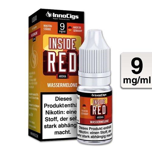 E-Liquid InnoCigs Inside Red Wassermelone 9mg Nikotin