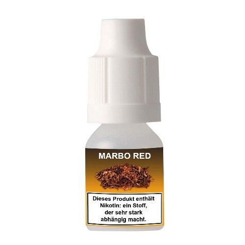 E-Liquid NIKOLIQUIDS Marbo Red 3 mg Nikotin