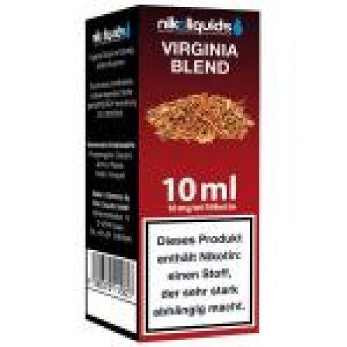 E-Liquid NIKOLIQUIDS Virginia Blend 16 mg Nikotin