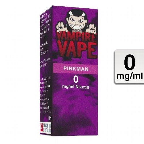 E-Liquid VAMPIRE VAPE Pinkman 0 mg Nikotin