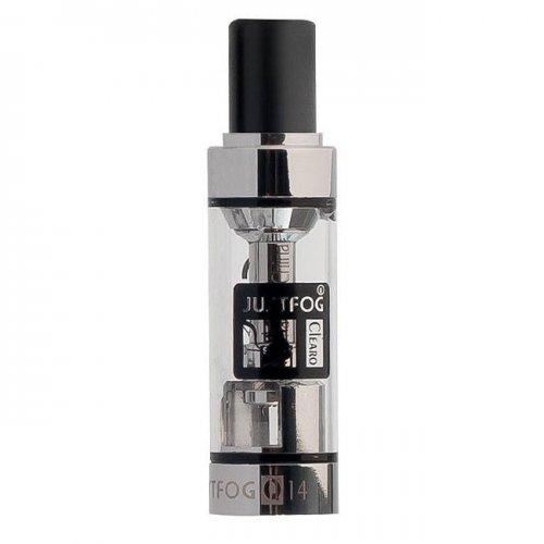 E-Verdampfer JUSTFOG Q14 Clearomizer 1 Stück für E-Zigarette
