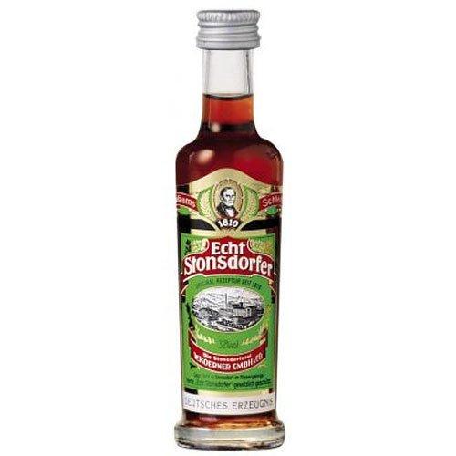Echt Stonsdorfer Glas/EW 0,04 l 32%vol Alkohol