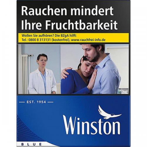Winston Blue XXXXL Zigaretten Packung (1x35)