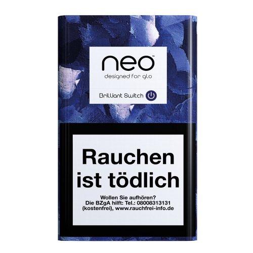 Einzelpackung neo Brilliant Switch Tobacco Sticks für Glo