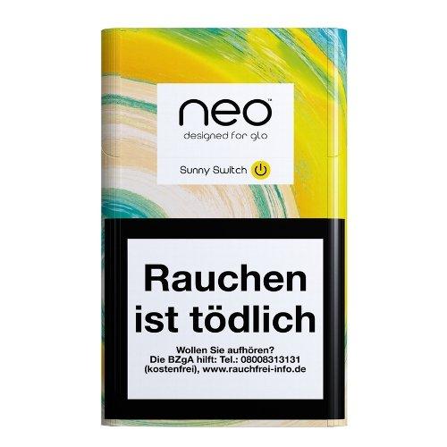 Einzelpackung neo Sunny Switch Tobacco Sticks für Glo