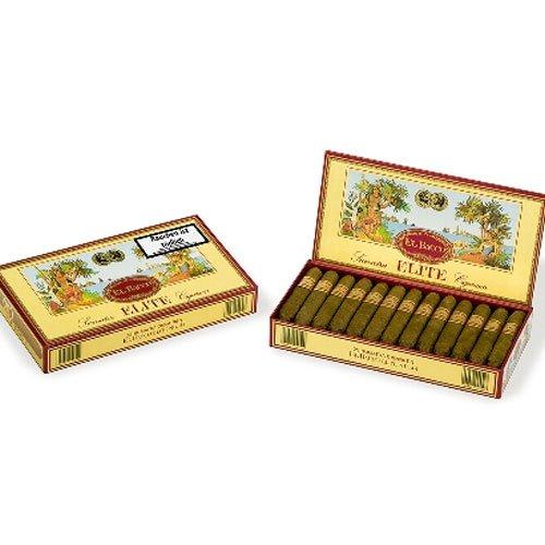 Elbacco Elite Sumatra 44 Zigarren (Artikel wird nicht mehr hergestellt)