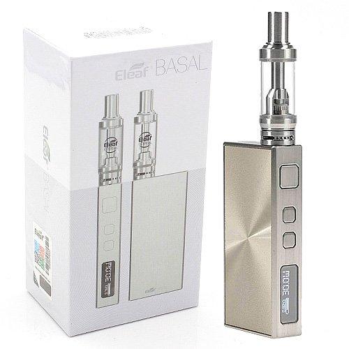 Eleaf Basal e-Zigaretten Kit Silver