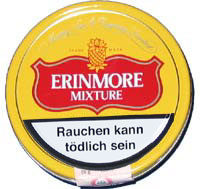 Erinmore Pfeifentabak Mixture 50g Dose