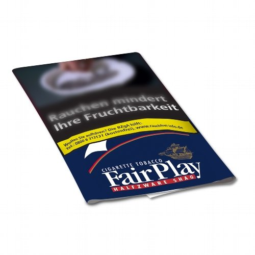 Fair Play Tabak Halfzware 30g Päckchen Zigarettentabak