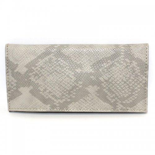 Feinschnitt-Tasche Zorr grau