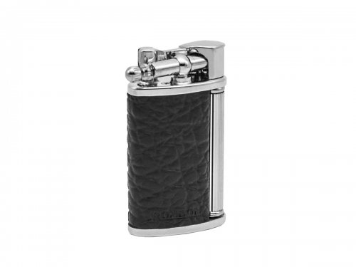 Feuerzeug Ronson Vestige Black Leather