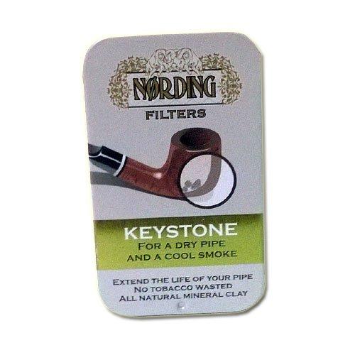 Filterkristalle Keystones Pfeifenfilter Zubehör für die Pfeife