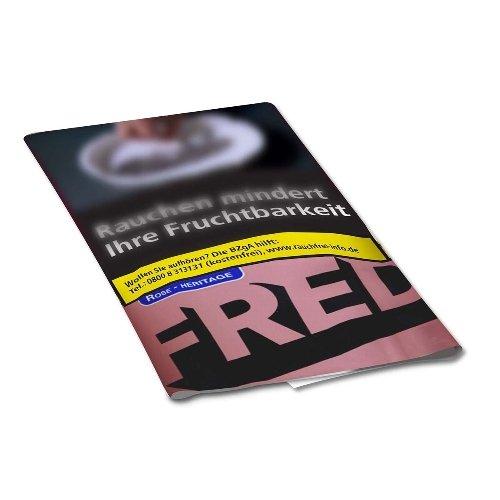 Fred Tabak Rosa Special Blend ohne Zusatzstoffe 35g Päckchen Zigarettentabak