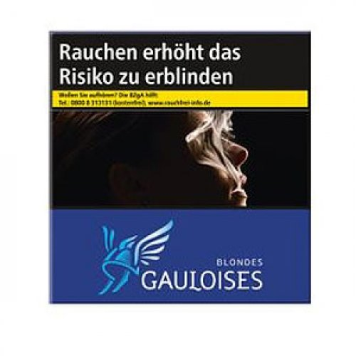 Gauloises Blau Zigaretten (6x50)